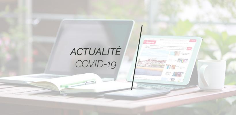 Informations et organisation COVID-19