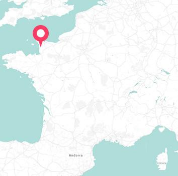 carte azureva hauteville sur mer