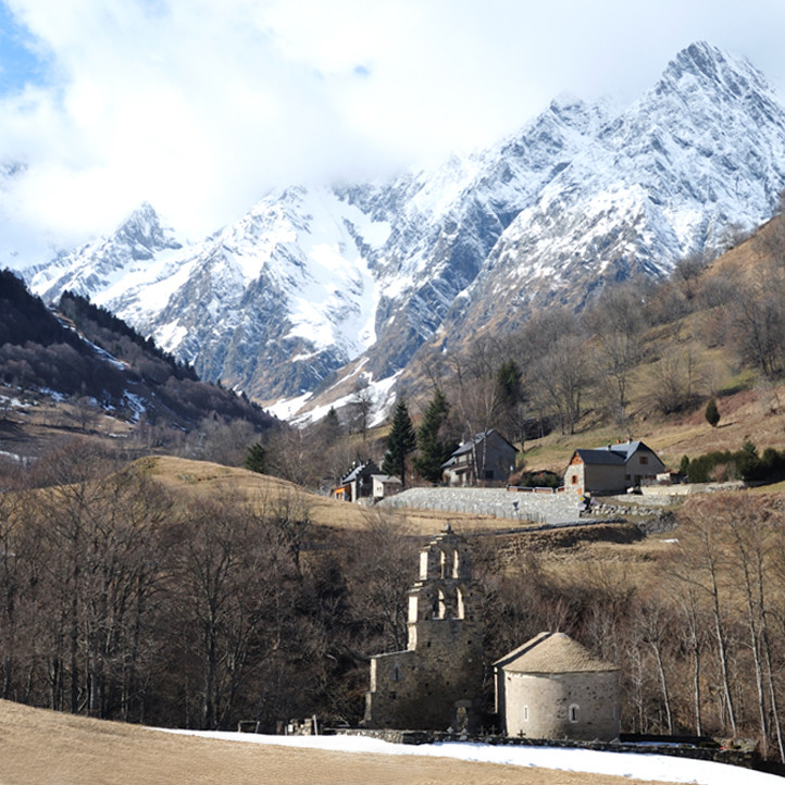 village vacances pyrenees piau engaly neige
